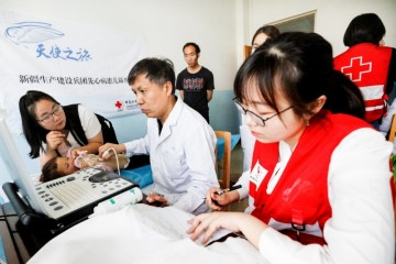 红十字基金会去年收入7.61亿公益开销6.967亿